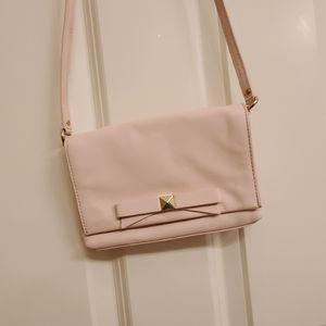 Light pink Kate Spade crossbody bag
